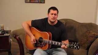 Adam Hood - Trying to Write a Love Song cover - Bradley Wallace