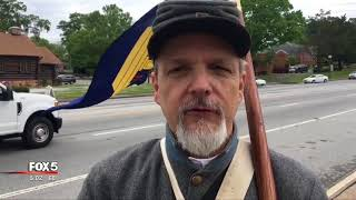 Confederate History Month controversy