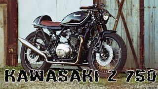 KAWASAKI Z 750 1983 cafe racer