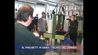 Al Pinchetti i tecnici di domani