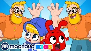 DOUBLE Daddy! | Full Episodes | Cartoons for Kids | Mila and Morphle | Morphle TV