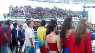preview picture of video 'Défilé des Championnats de France Interclubs 2013 (Poule Régionale) à Istres'