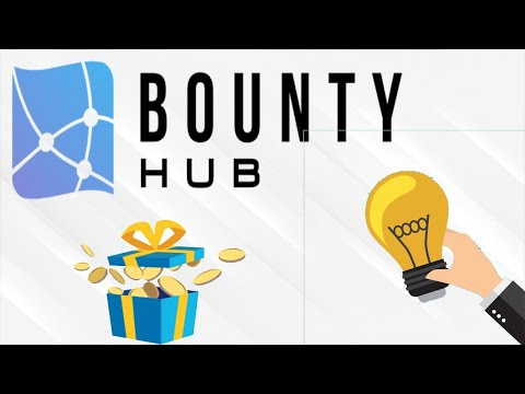 Ganhe Muitas Criptomoedas através da plataforma Bountyhub ! Sensacional .