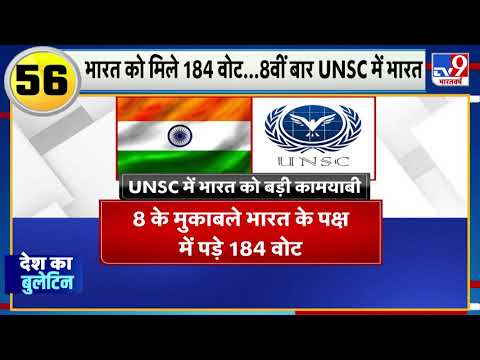 China-Pakistan को लगा एक और झटका, भारत 8वीं बार बना UNSC में अस्थायी सदस्य | America