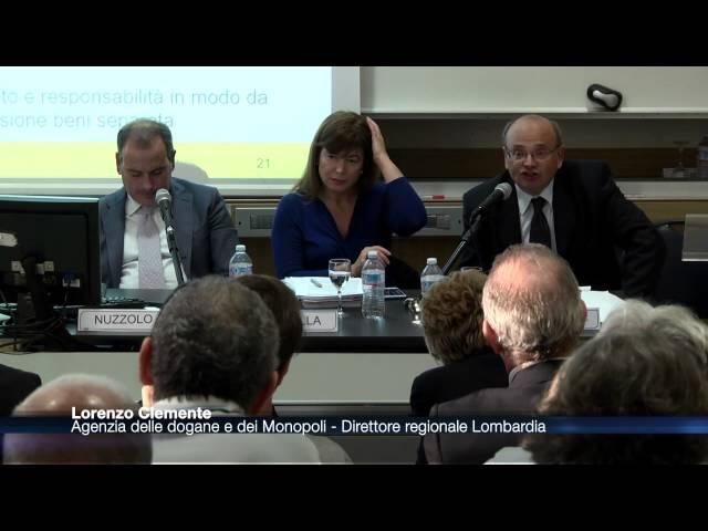 Royalties e valore doganale – Bocconi – Sara Armella – Lorenzo Clemente