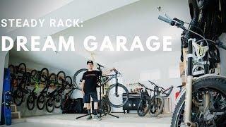 How I Organized My Garage Better | Dream Bike Set Up