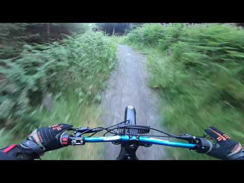Sur-Ron Ae Forest Full Red Route