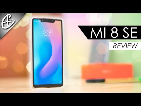 Xiaomi Mi 8 SE Review - Flagship Performance at NOT-A-Flagship Price!