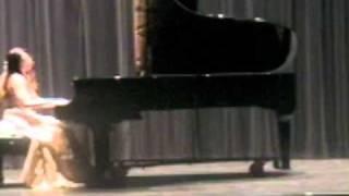 Helen Lin, piano  Bach-Busoni Chaconne part 1
