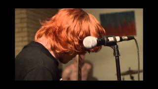 """nouns - """"conch"""" (Live at someone's house at Austin Blood Alliance Fest 2015)"""