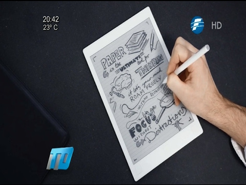 La tablet que podría reemplazar el papel