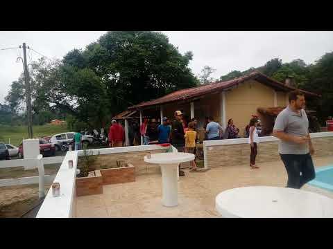 FESTA DE ANIVERSÁRIO DO SR. ARI EM BARRA DO CHAPÉU-SP