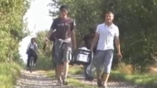 preview picture of video '1. Bierathlon Braunichswalde 23.08.08 (www.PromilleBunker.de'