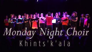 video of Monday Night Choir