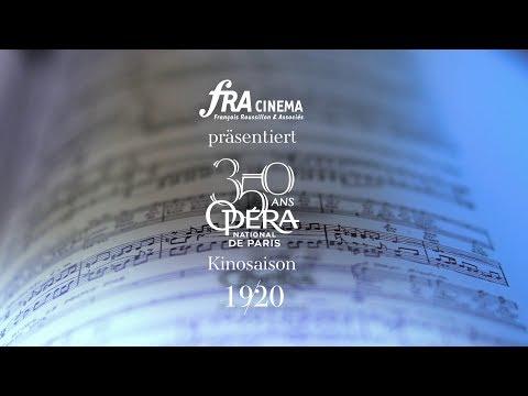 FRA Cinéma - Opéra de Paris 19/20 Kinosaison