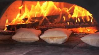 Cuisine au feu de bois. Les fouées avec la Fouée Enchantée.