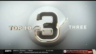 SPORTSCENTER TOP 10