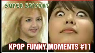 KPOP FUNNY MOMENTS PART 11 (TRY TO NOT LAUGH CHALLENGE)