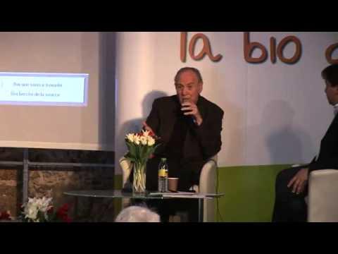 La Bio dans les Étoiles 2012 – (Part 1) – Pr Henri Joyeux