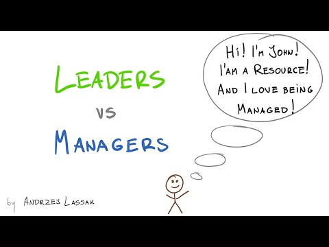 """, title : '""""AND-J Talks"""" 🙊 Leaders vs Managers"""