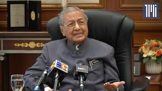 Change value system to succeed, Dr Mahathir tells Malays