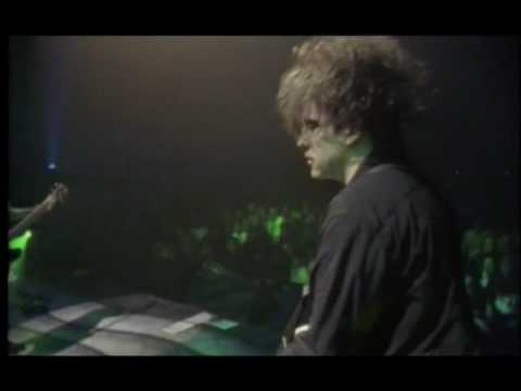 The Cure - A Forest video