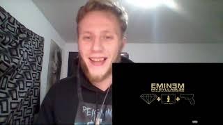 Eminem Syllables Ft Dre Jay Z 50 Cent Stat Quo Cashis Reaction
