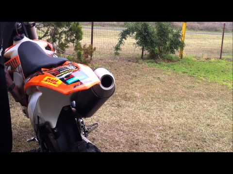 ktm 250 excf 2012 Latest update