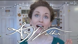 Jolly Holiday - Mary Poppins impressions - Disney | Amy Walker