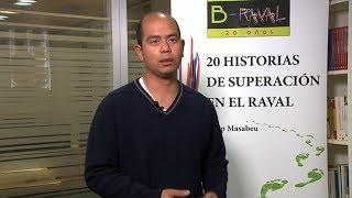 Historias de superación en el Raval