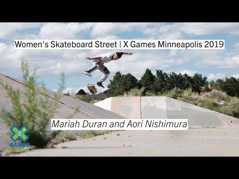 Women's Skateboard Street Athlete Profiles | X Games Minneapolis 2019
