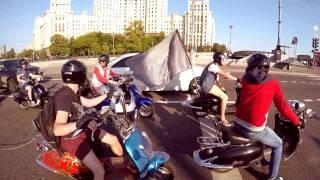 Honda Joker Club Moscow: 2015 Season Opening