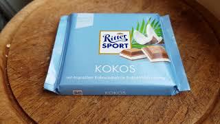 Ritter Sport Kokos Schokolade - Nun...