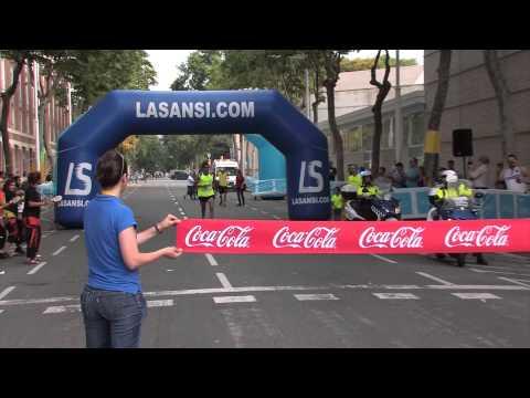 Vídeo Reportaje corriendovoy Carrera Vila Olimpica de Barcelona