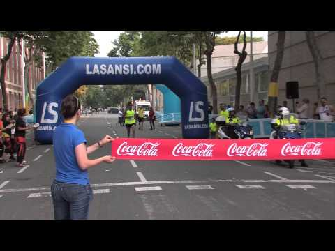 Vídeo Reportatge corriendovoy Carrera Vila Olimpica de Barcelona