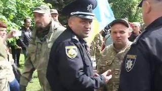 Бессмертный полк в Днепре, День Победы-2017