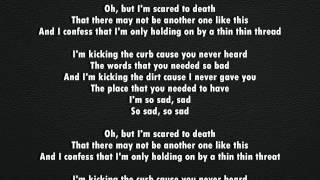 MAROON 5 - SAD [LYRICS]