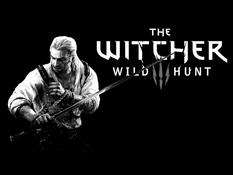 witcher 3  ► вышли на большак