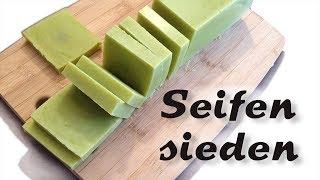 Seife Sieden | Erster Versuch Sich Seife Selber Zu Machen | Seifensieden DIY