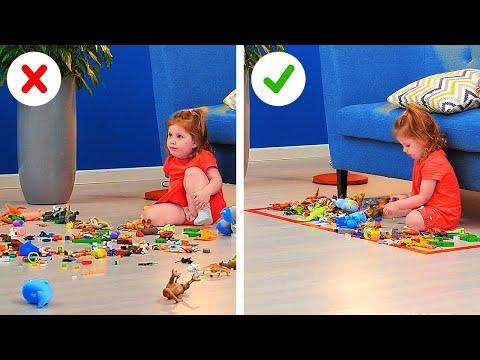 סרטון טיפים שימושיים במיוחד שכל הורה חייב להכיר!