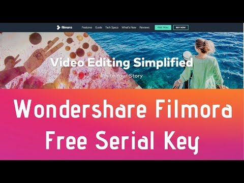 wondershare filmora 7.8.9 with crack