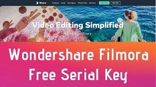 filmora 9 serial key and email