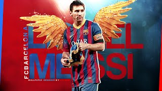 preview picture of video 'Leo Messi goal Pes 2015'