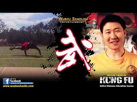 Shaolin Kung Fu - Online Distance Education Course - YouTube