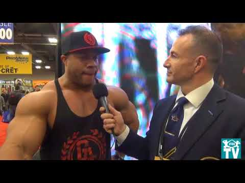 Arnold Classic Columbus 2016 Interview Phil Heath
