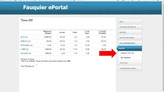 HR ePortal - How to Enter Leave Requests for Employees