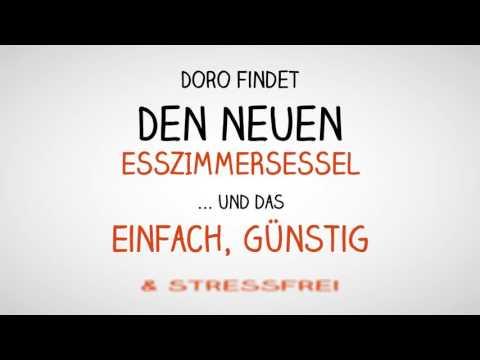 Esszimmersessel bequem Shoppen wie Doro | ESSZIMMERSESSEL.de