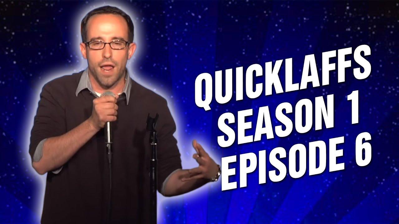 Comedy Time - QuickLaffs: Season 1 Episode 6