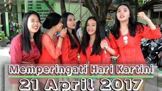 memperingati Hari Kartini 21 April 2017 deni channel