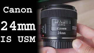 Canon EF 24mm f/2.8 IS USM review (on full frame)
